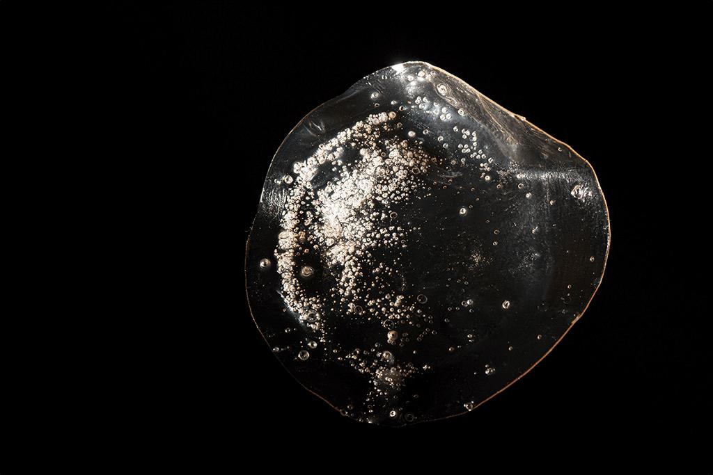 Chips transparentes