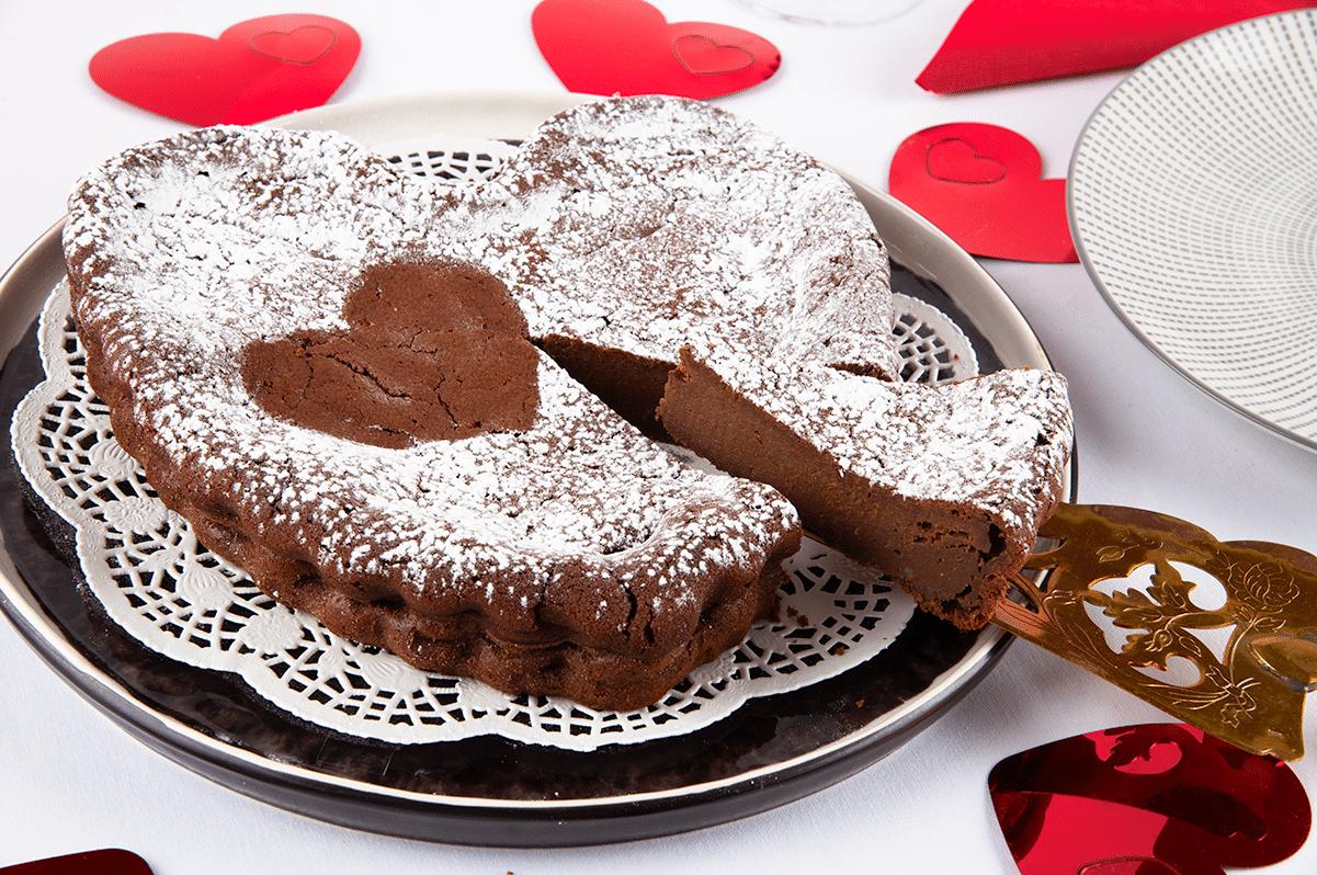 Gâteau au chocolat (sans gluten)