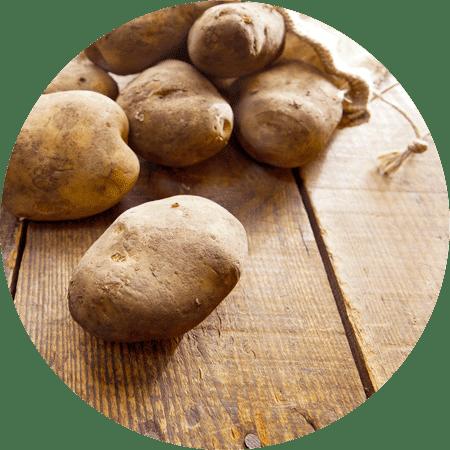 Pomme de terre locale, un choix idéal