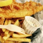 Le fish & chips, emblème de la street food britannique.